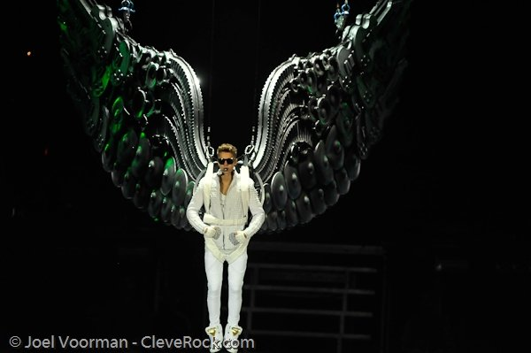 Justin Bieber Clevelnad