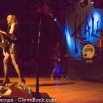 Halestorm concert photo - Cleveland, OH