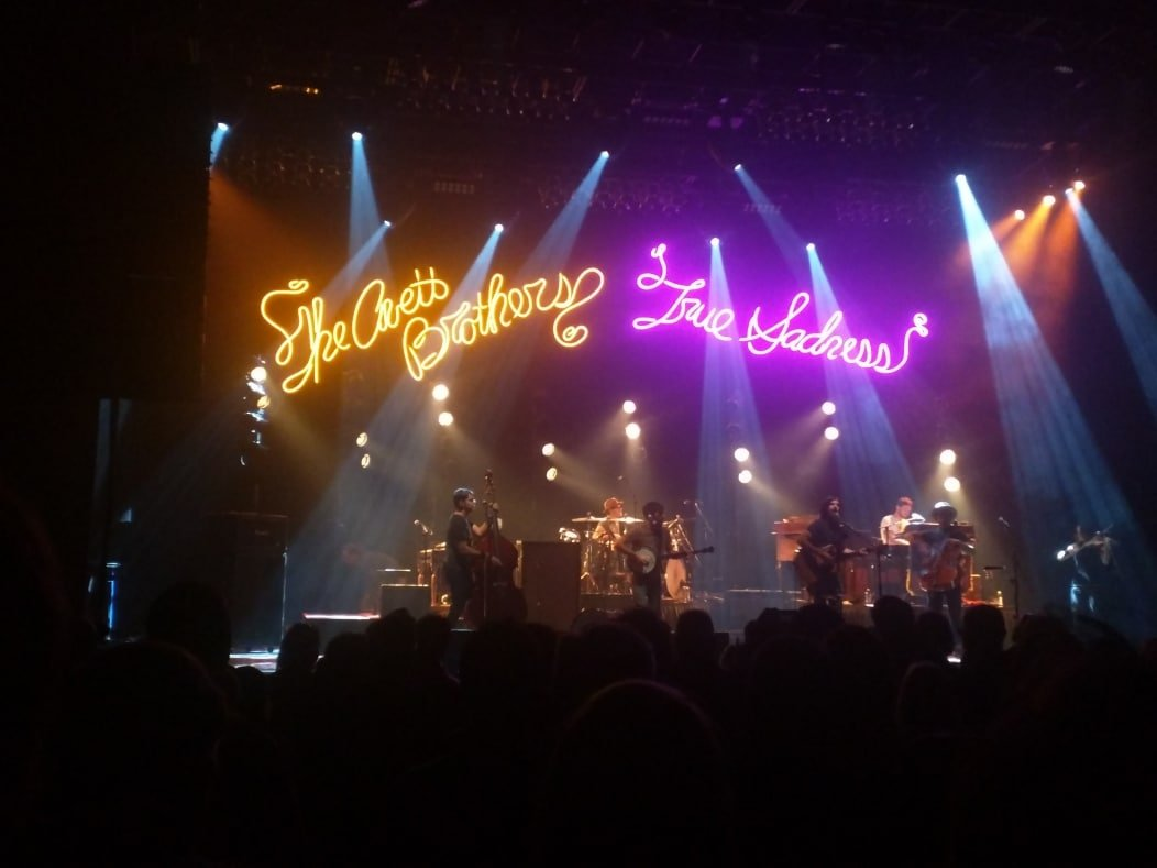Avett Brothers Concert Review