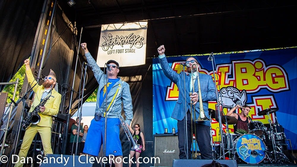 reel big fish warped tour 2018 blossom
