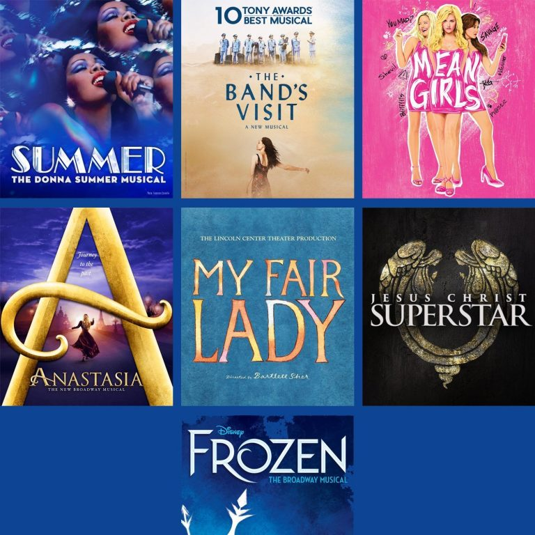 Playhouse Square Releases KeyBank Broadway Series 2019-2020