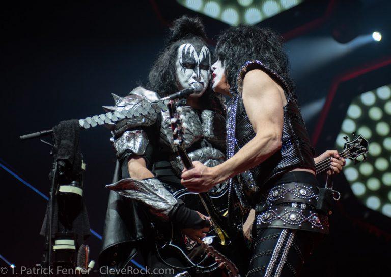 Kiss photos (Cleveland, OH 3.17.19)