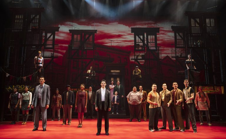 "A Bronx Tale sets the stage as ""One of the Greats"""