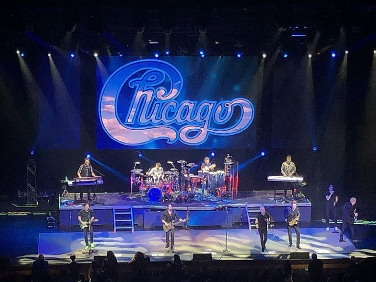 Chicago Concert Review | Northfield, OH | 04.07.19