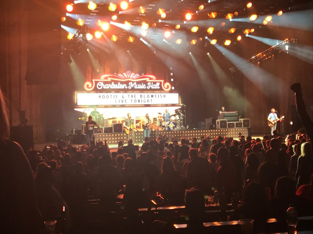 Hootie And The Blowfish Concert Review Blossom 07 26 19